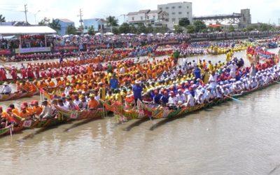 Lễ Hội Oóc Om Póc – Đua Ghe Ngo