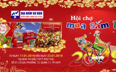 Hội Chợ Mua Sắm Tết 2019
